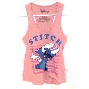 NWOT Disney Stitch Tank Top